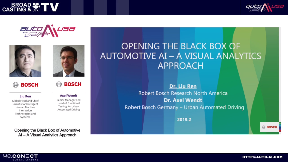 Opening the Black Box of Automotive AI
